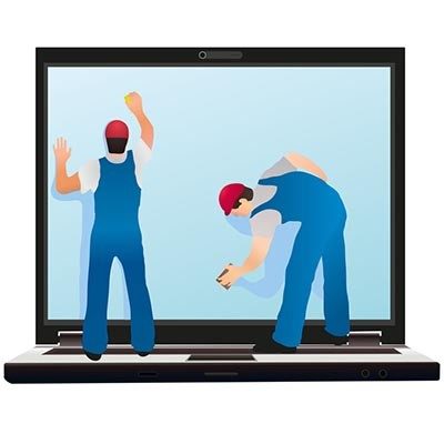 Tip of the Week: Properly Cleaning a Laptop